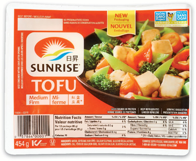 SUNRISE TOFU 3