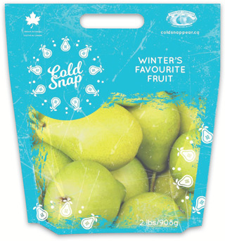 COLD SNAP PEARS