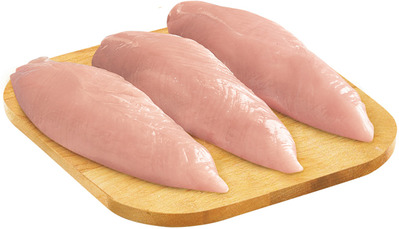 FRESH TURKEY BREAST FILLETS