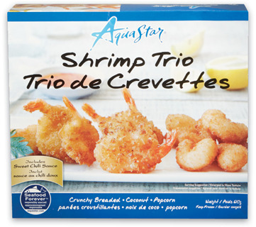 AQUA STAR SHRIMP TRIO