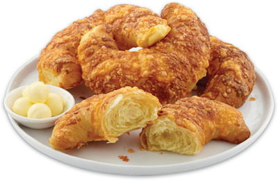 FRONT STREET BAKERY CHEESE CROISSANTS