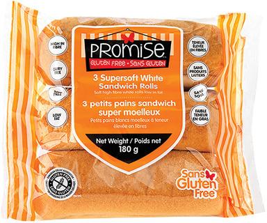 PROMISE GLUTEN FREE SANDWICH ROLLS