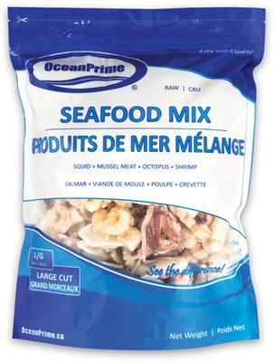 OCEAN PRIME SEAFOOD MIX