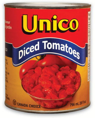 UNICO TOMATOES, OLIVES OR BEANS