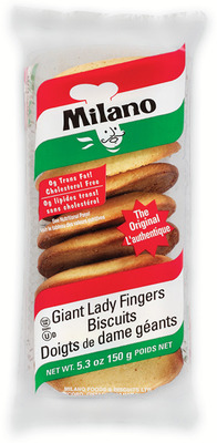"""MILANO LADYFINGERS OR GIOIA """"S"""" BISCUITS"""