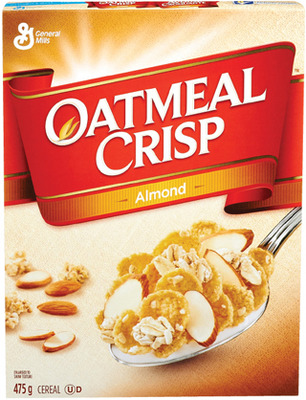GENERAL MILLS OATMEAL CRISP OR EDGE CEREAL
