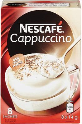 NESCAFÉ CAPPUCCINO OR INSTANT COFFEE MIX