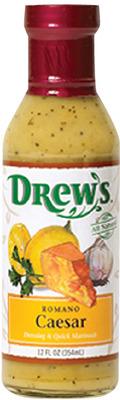DREW'S ORGANIC SALAD DRESSING