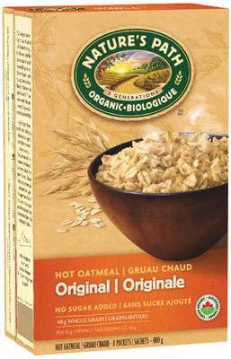 NATURE'S PATH ORGANIC INSTANT OATMEAL