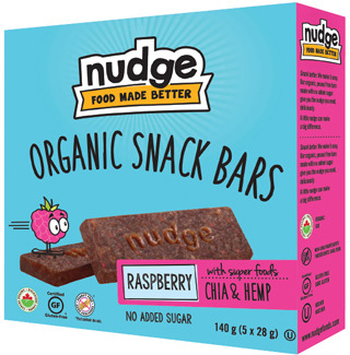 NUDGE SNACK BARS