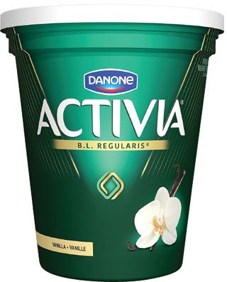DANONE ACTIVIA YOGURT