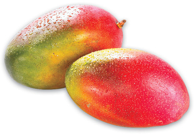 Broccoli PRODUCT OF U.S.A. Avocados PRODUCT OF MEXICO Red or Ataulfo Mangoes PRODUCT OF BRAZIL