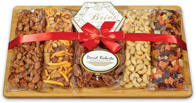 DAVID ROBERTS FRUIT & NUT BOARD