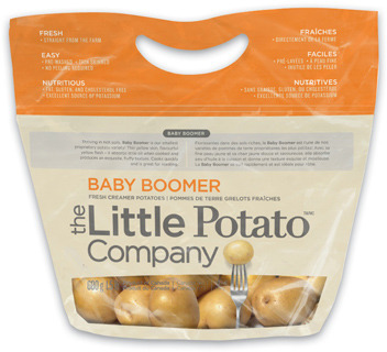 THE LITTLE POTATO COMPANY FRESH CREAMER POTATOES