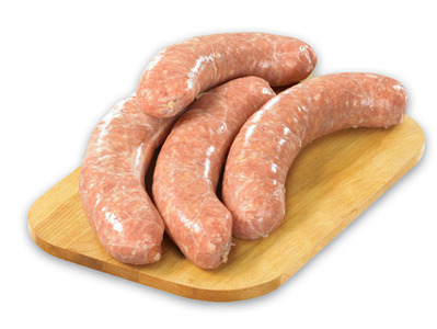 PLATINUM GRILL PORK SAUSAGES