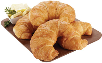ALL BUTTER LARGE CROISSANTS