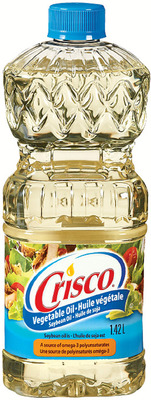 CRISCO VEGETABLE OIL