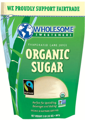WHOLESOME ORGANIC SUGAR