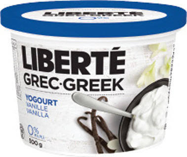 LIBERTÉ GREEK YOGURT 500 g or KEFIR DRINKABLE YOGURT 1 L