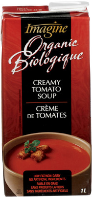 IMAGINE SOUP OR BROTH