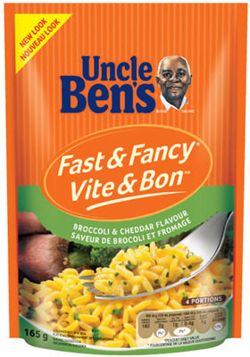 IRRESISTIBLE BROTH 900-946 ml or UNCLE BEN'S FAST $ FANCY RICE