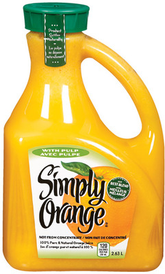 SIMPLY ORANGE JUICE