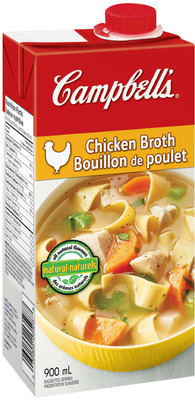 CAMPBELL'S CHUNKY SOUP 540 ml or BROTH 480 - 900 ml