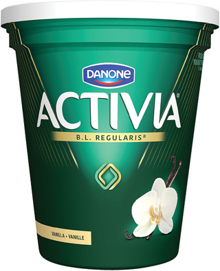 ACTIVIA OR OÏKOS YOGURT