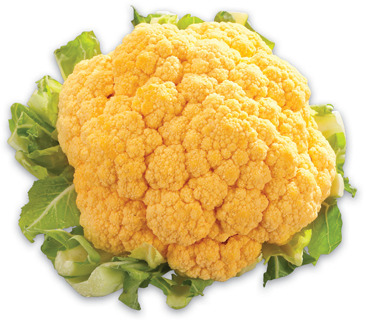 BROCCOFLOWER, ROMANESCO OR ORANGE CAULIFLOWER