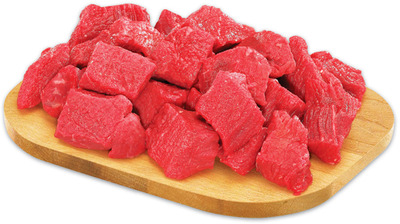 Red Grill Boneless Stewing Beef Cubes Value Pack