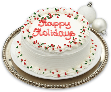 HOLIDAY DESSERT CAKES