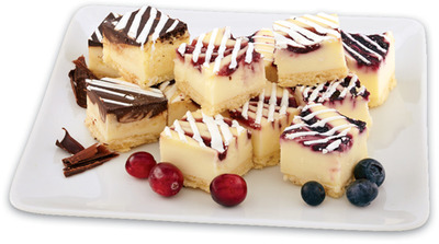 GIZELLA MINI CHEESECAKES