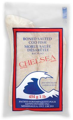 CHELSEA BONED SALTED COD