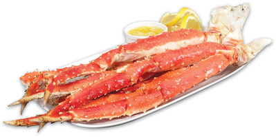 AQUA STAR KING CRAB LEGS & CLAWS