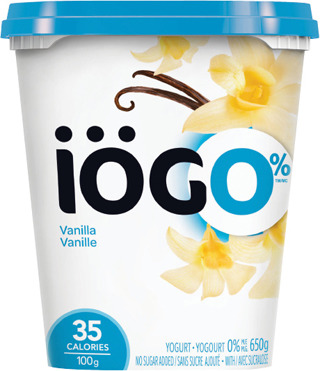 IÖGO YOGURT TUBS OR NANO DRINKABLE YOGURT