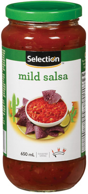 SELECTION SALSA