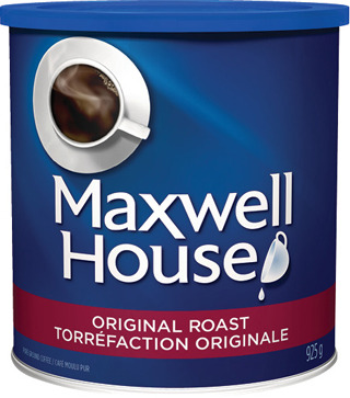 MAXWELL HOUSE GROUND COFFEE TIN
