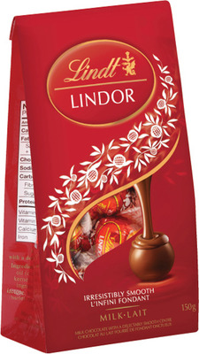 LINDT LINDOR CELLO CHOCOLATES
