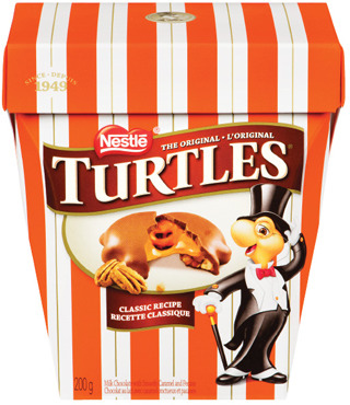 NESTLÉ TURTLES CHOCOLATES