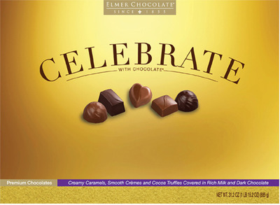 ELMER CELEBRATE ASSORTED CHOCOLATES