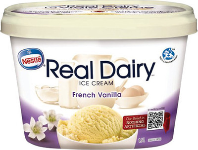 NESTLÉ REAL DAIRY ICE CREAM, FROZEN DESSERT, NOVELTIES OR BEN & JERRY'S ICE CREAM