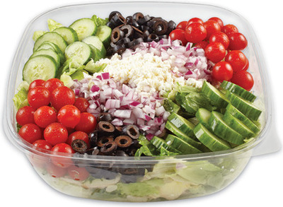 PARTY SIZE SALADS