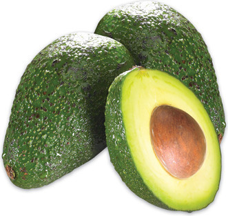AVOCADOS PRODUCT OF MEXICO RED MANGOES PRODUCT OF PERU OR ECUADOR