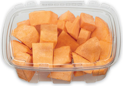CUBED VEGETABLES 400 g, BUTTERNUT SQUASH, SWEET POTATOES OR TURNIP PRODUCT OF CANADA OR U.S.A.