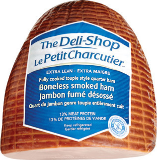 THE DELI-SHOP TOUPIE STYLE HAM