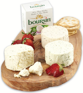 BOURSIN CHEESE