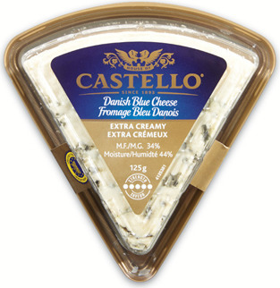 DOFINO HAVARTI CHEESE, CASTELLO CREAM CHEESE SPREAD OR BLUE CHEESE
