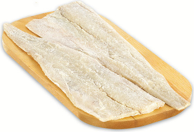 WILD CAUGHT ALASKAN COD FILLETS