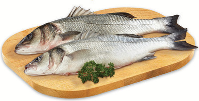 FRESH MEDITERRANEAN SEA BASS