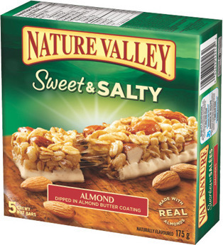 NATURE VALLEY CHEWY BARS